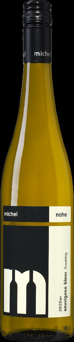 Weingut Michel - Weissburgunder QbA Fruchtig - Nahe