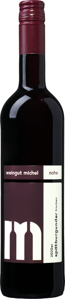 Weingut Michel Spätburgunder Trocken QbA Nahe