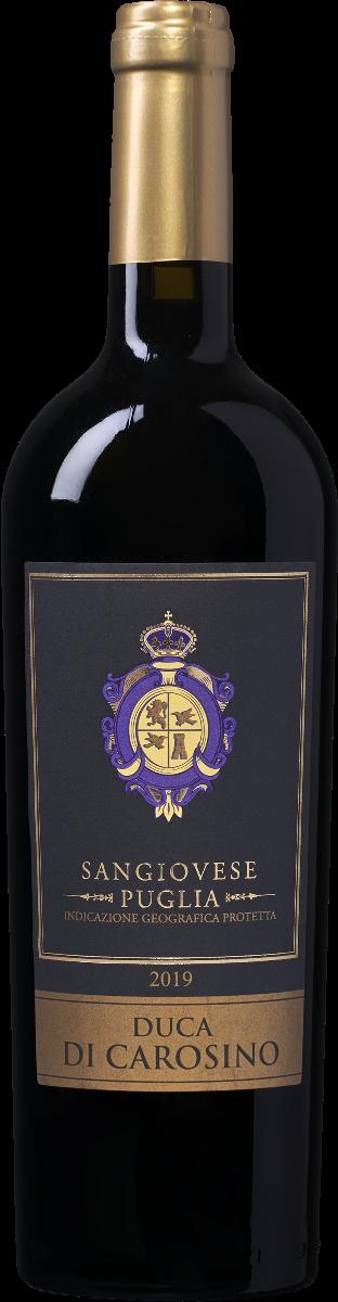 Duca di Carosino Sangiovese Puglia IGP