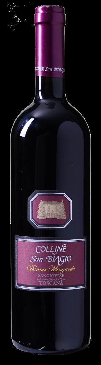 Colline San Biagio - Donna Mingarda Sangiovese IGT Toscana wijnvoordeel.nl