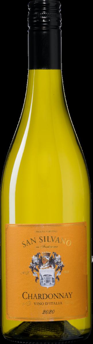 San Silvano Chardonnay Vino d'Italia