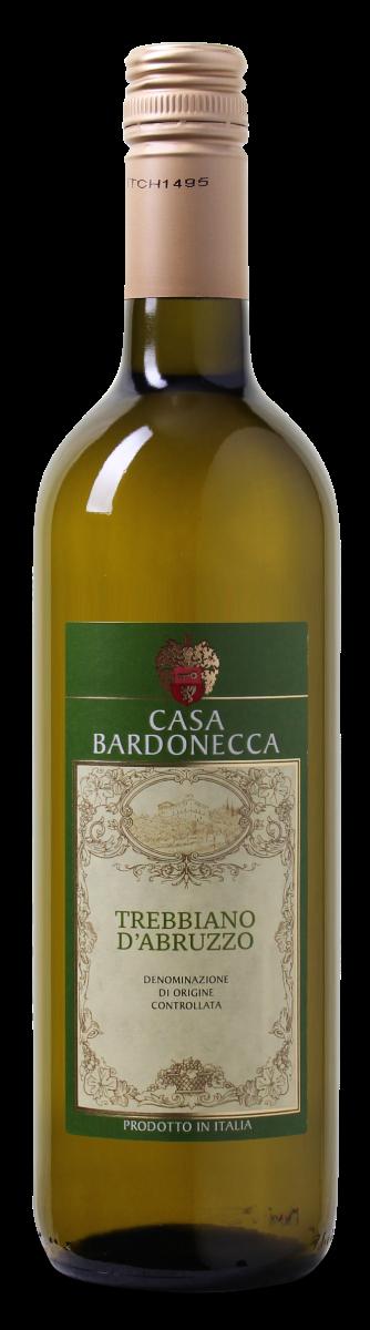 Casa Bardonecca Trebbiano d'Abruzzo DOC