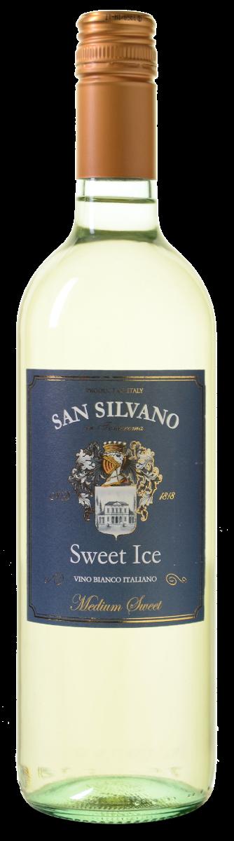 San Silvano Sweet Ice Vino Bianco Italiano Medium Sweet