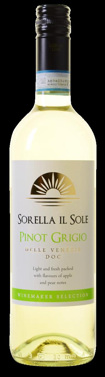 Sorella il Sole Pinot Grigio Delle Venezie DOC