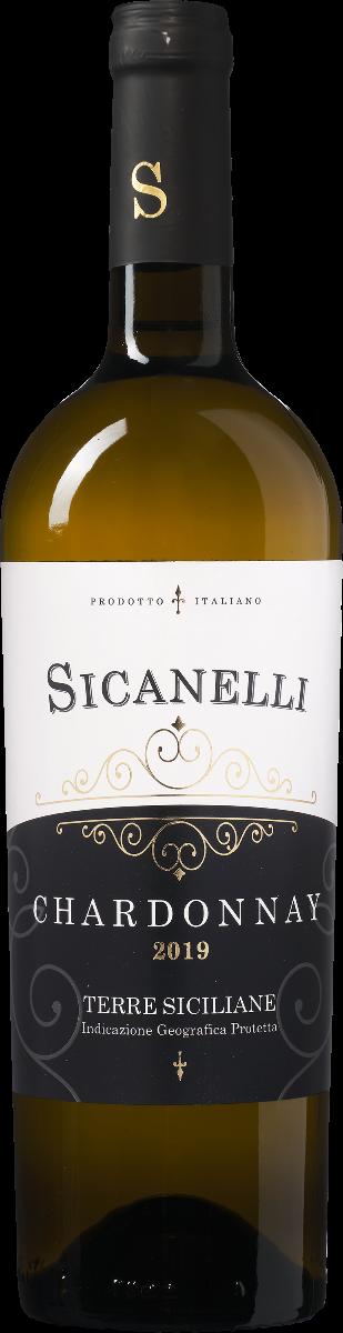 Sicanelli Chardonnay Terre Siciliane IGP