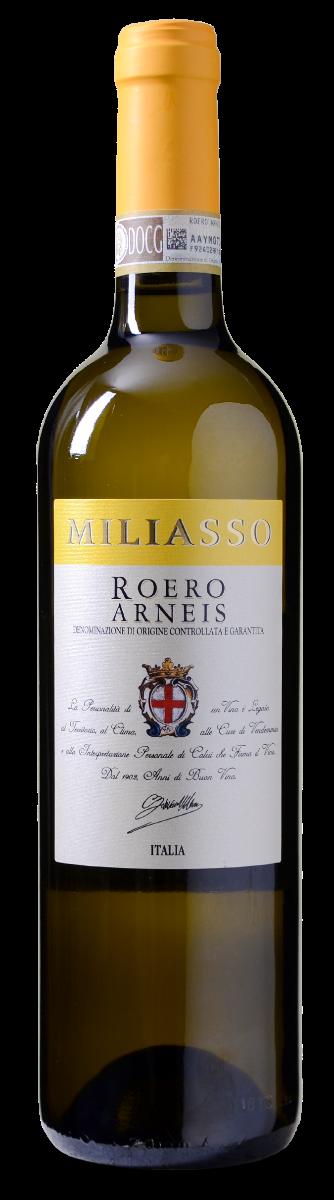 Miliasso Roero Arneis Piemonte DOCG