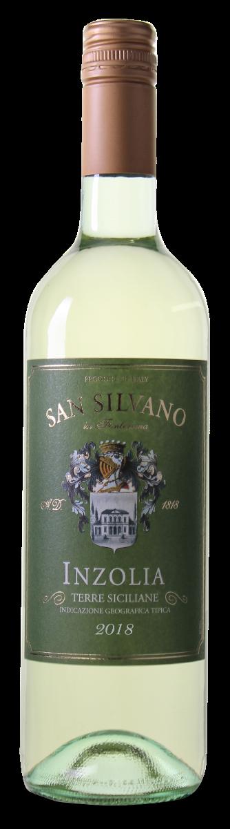 San Silvano - Inzolia Terre Siciliane IGT