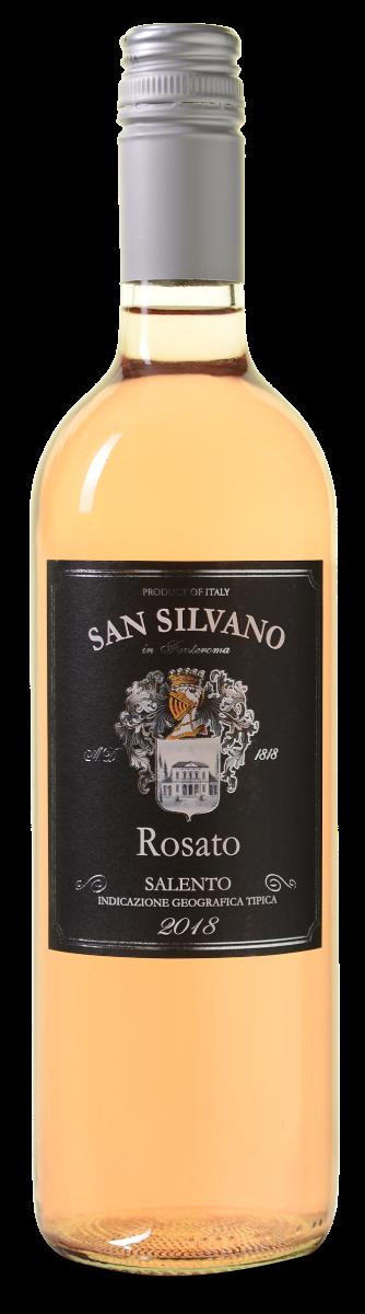 San Silvano Rosato Salento IGT