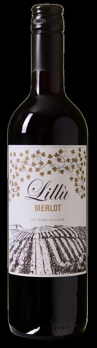 Lillù Merlot Terre Siciliane IGT