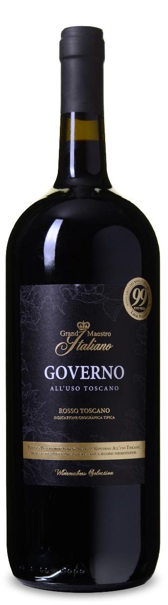 Grand Maestro Italiano Governo All'Uso Toscano IGT -magnum-