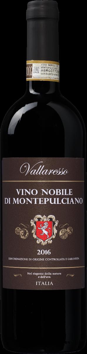 Vallaresso Vino Nobile di Montepulciano DOCG