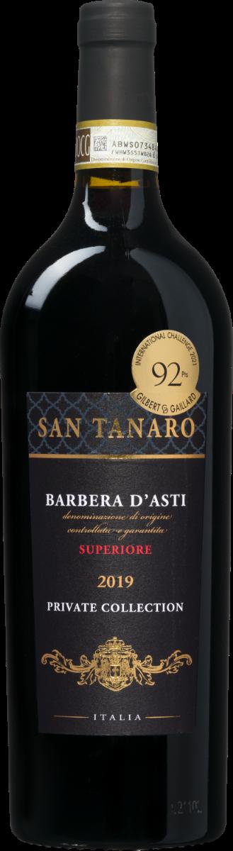 San Tanaro Private Collection Barbera d'Asti Superiore DOCG
