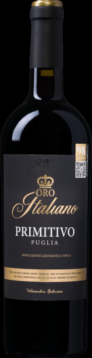 Oro Italiano Primitivo Puglia IGT