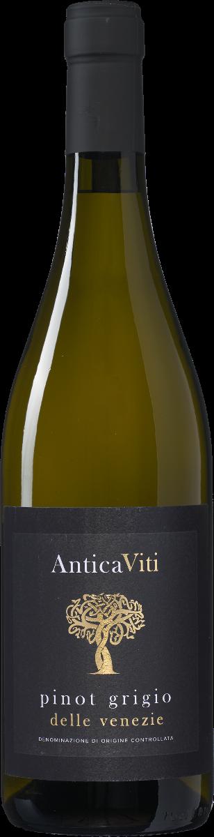Antica Viti Pinot Grigio Delle Venezie DOC wijnvoordeel.nl
