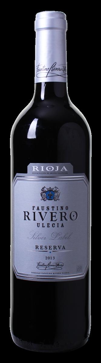 Faustino Rivero - Rioja Reserva DOCa wijnvoordeel.nl