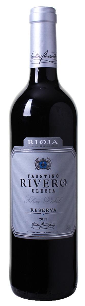 Faustino Rivero - Rioja Reserva DOCa