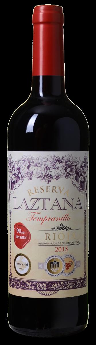 Bodegas Olarra Laztana Rioja Reserva DOC