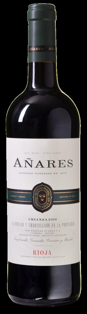 Afbeelding van Añares Rioja DOCa Crianza