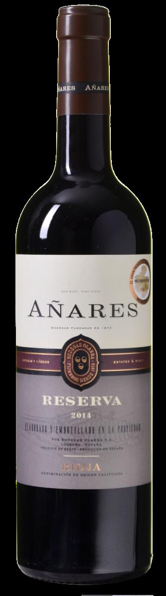 Añares Rioja DOCa Reserva wijnvoordeel.nl