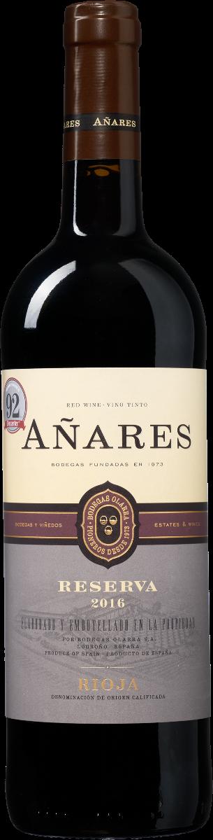 Image of Añares Rioja DOCa Reserva
