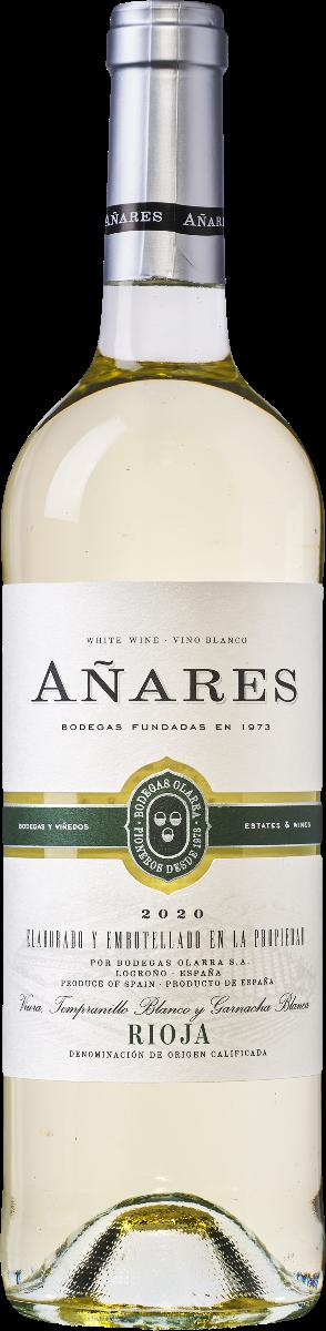 Bodegas Olarra - Añares Tres Cepas Rioja DOCa Blanco