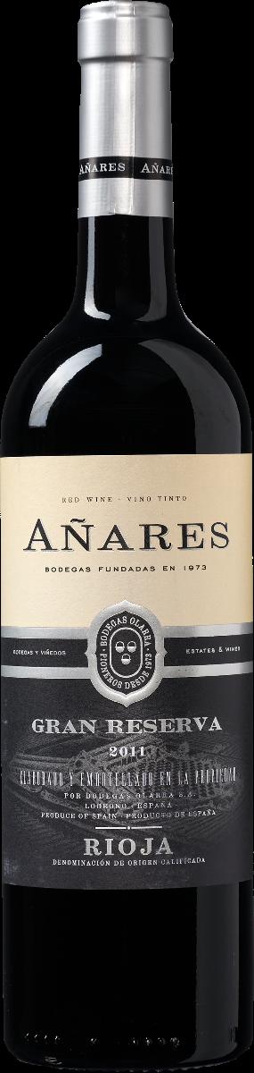 Image of Añares Rioja DOCa Gran Reserva