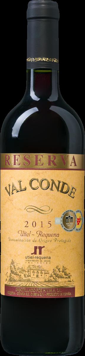 Val Conde Utiel-Requeña DO Reserva
