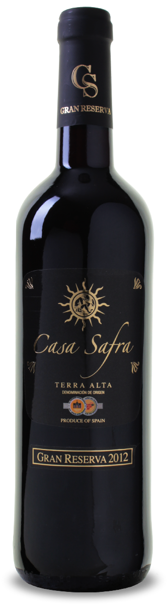 Casa Safra Terra Alta DO Gran Reserva wijnvoordeel.nl