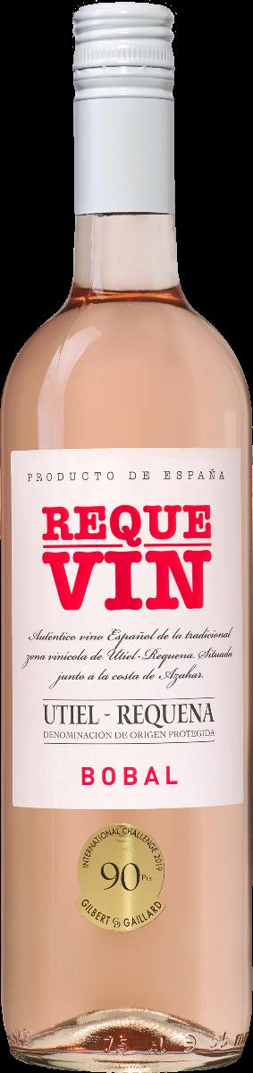 Requevin Bobal Utiel-Requena DO Rosado