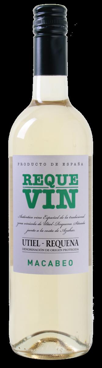 Bodegas Coviñas Requevin - Macabeo wijnvoordeel.nl