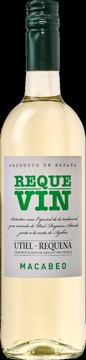 Requevin Macabeo Utiel-Requena DO Blanco