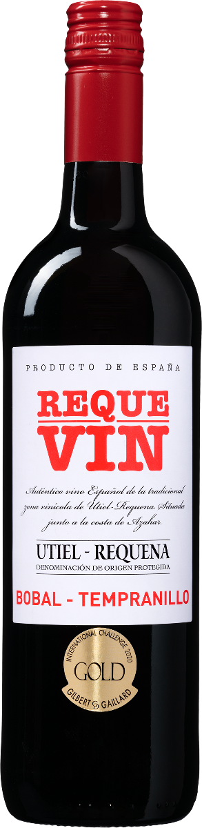 Bodegas Coviñas Requevin Bobal - Tempranillo DO