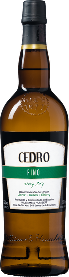 Williams & Humbert Cedro Sherry Fino Pale