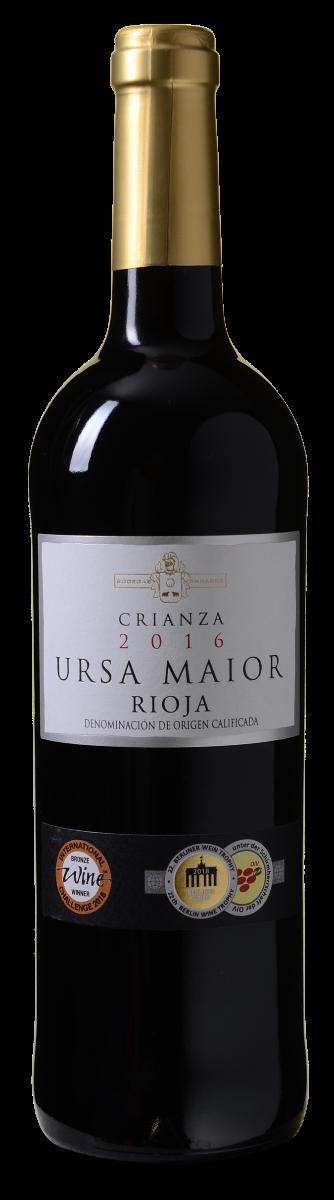 Bodegas Ondarre- Ursa Maior Rioja DOCa Crianza