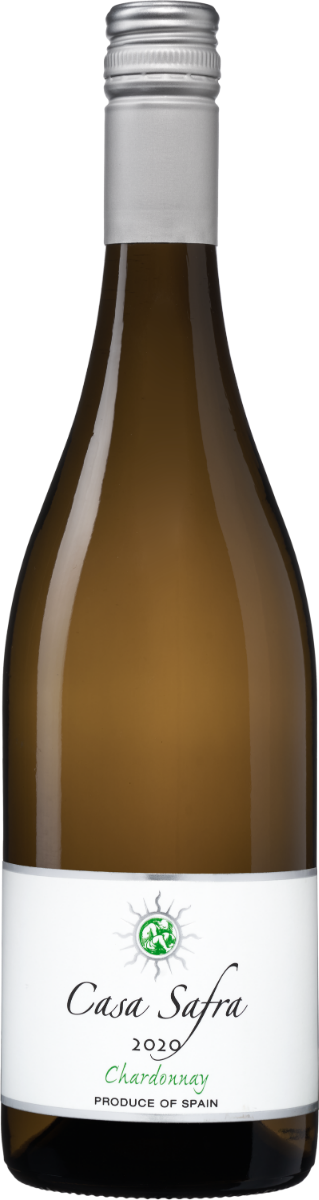 Casa Safra Chardonnay Varietal Wine