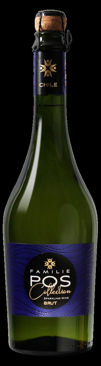 POS Sparkling Wine Brut (1 fles) wijnvoordeel.nl