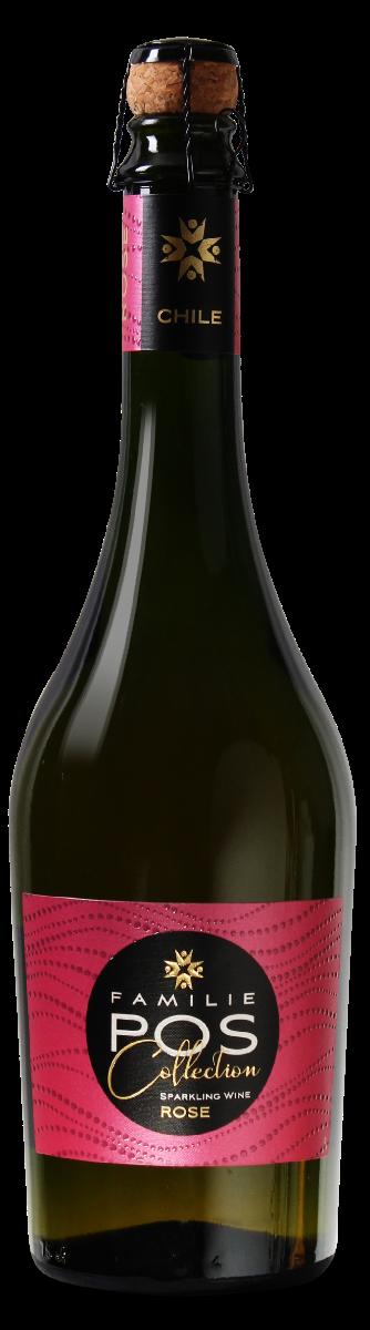 POS Sparkling Wine Rosé