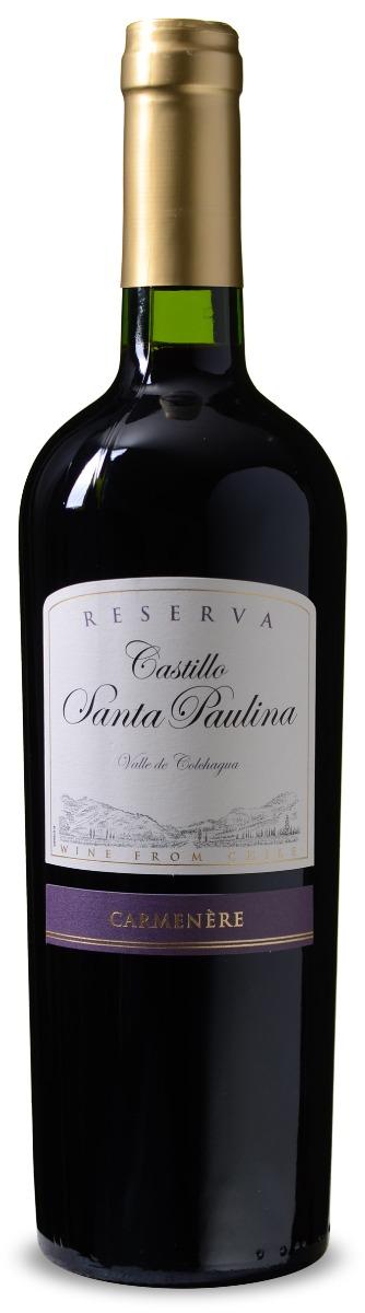 Castillo Santa Paulina Carménère Reserva