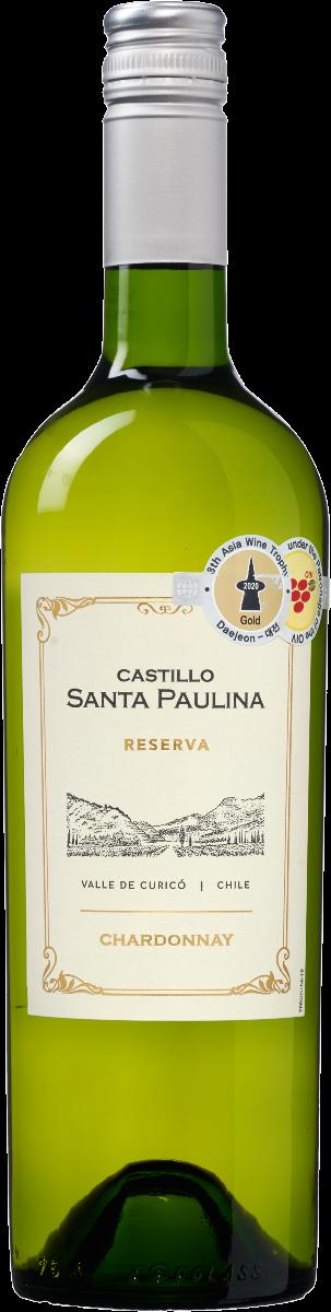 Castillo Santa Paulina Reserva Chardonnay Curicó Valley