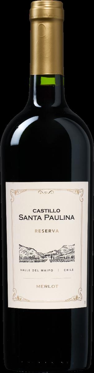 Castillo Santa Paulina Merlot Reserva