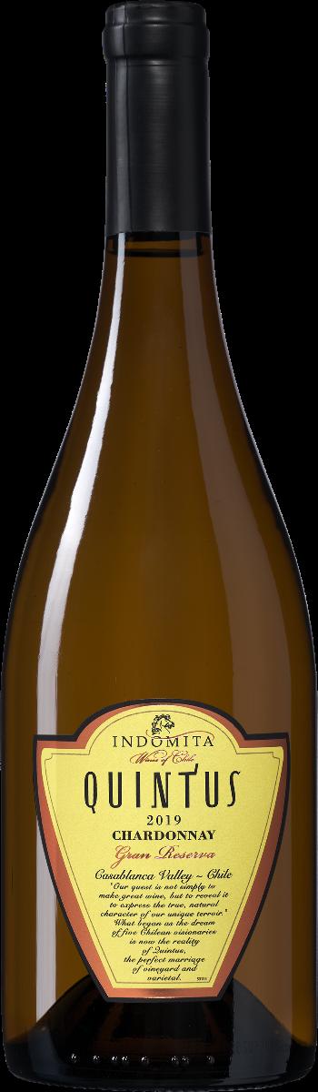 Indomita Quintus Gran Reserva Chardonnay