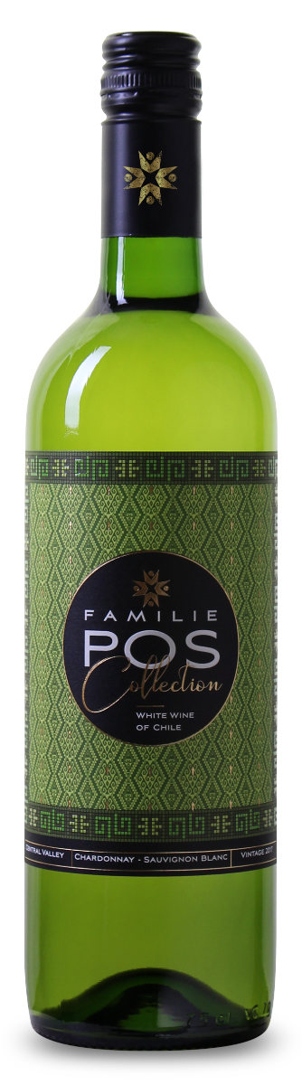 POS Chardonnay-Sauvignon Blanc (1 fles) wijnvoordeel.nl