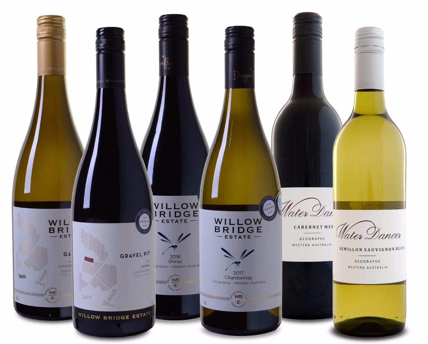 Wijnpakket Australië