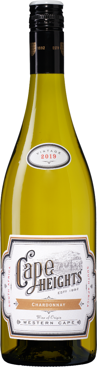 Cape Heights Chardonnay WO Western Cape