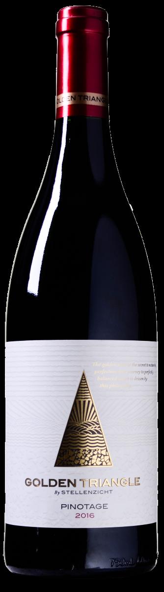 Stellenzicht Golden Triangle Pinotage WO Stellenbosch wijnvoordeel.nl