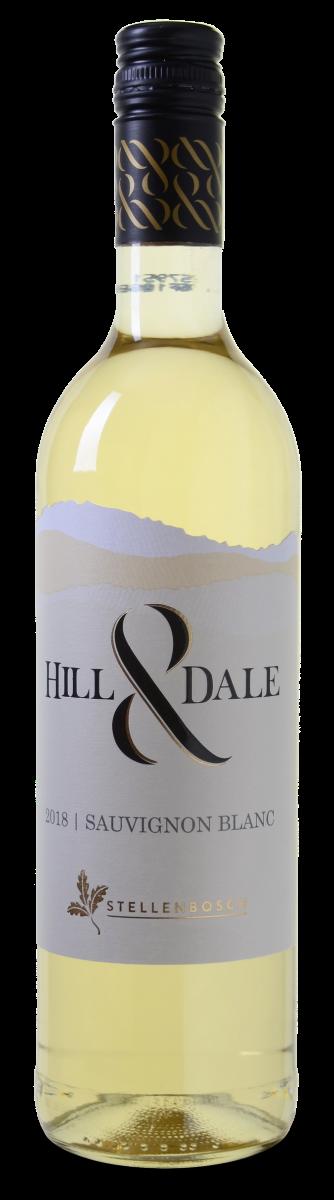 Hill & Dale Sauvignon Blanc WO Stellenbosch
