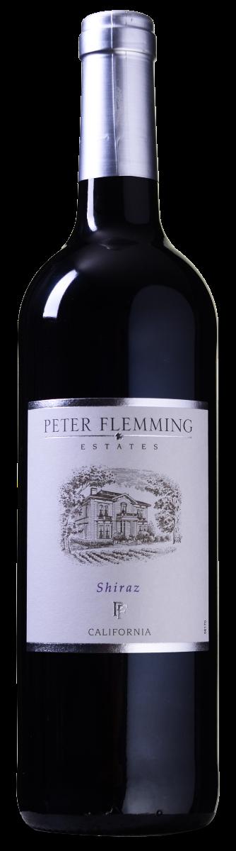Peter Flemming Estates Shiraz California