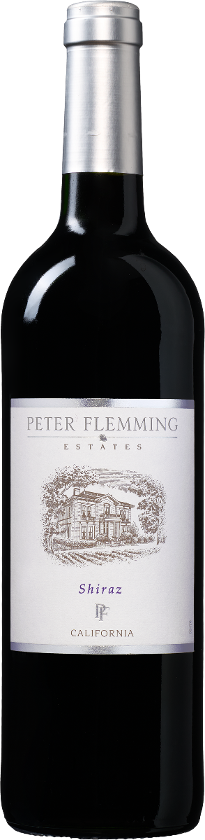 Peter Flemming Estates Shiraz