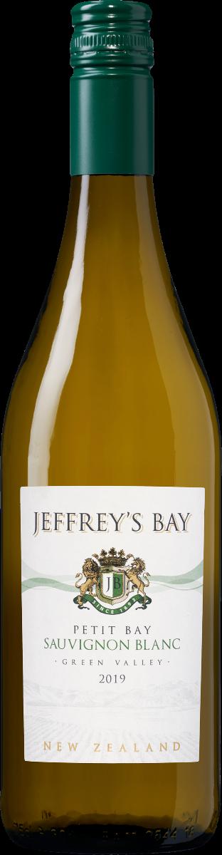 Jeffrey's Bay Petit Bay Sauvignon Blanc Green Valley