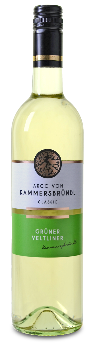 Arco von Kammersbründl Grüner Veltliner Classic